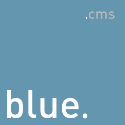 blue.cms - Interaktive mehrsprache Websites